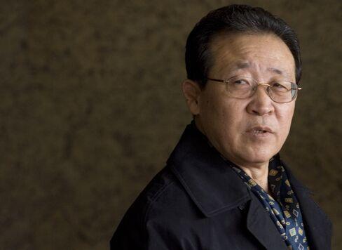 North Korean First Vice Foreign Minister Kim Kye Gwan