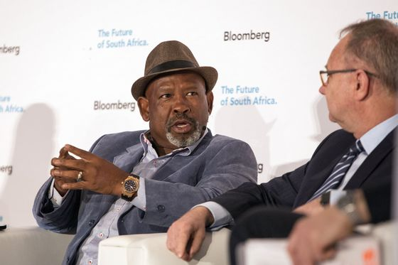 South Africa Names Mabuza as Power Utility Eskom's Acting CEO