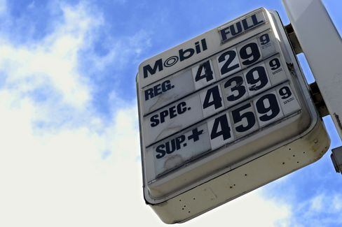 Gasoline Pump Prices May Keep Sliding Through July 4 Holiday