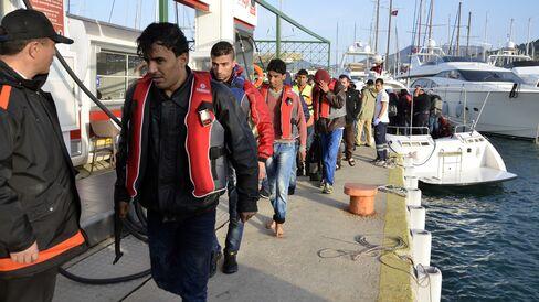 Migrants Recued