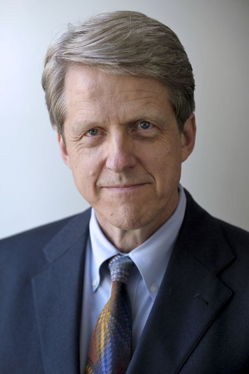 Robert Shiller, Creator of the S&P/Case-Shiller index