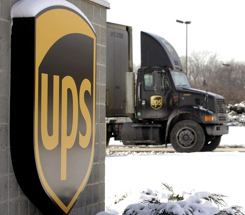 UPS Fights 'Fire With Fire' to Fill Pension Gap