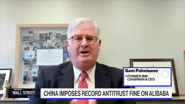 Companies in China Need Close Relationships With the Government: Palmisano
