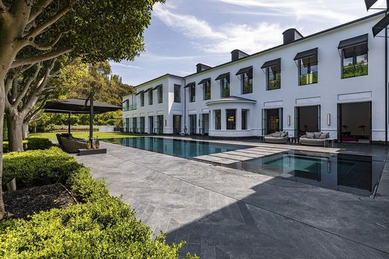 As L.A. Home Prices Slump, How Will a $65 Million Mansion Fare?