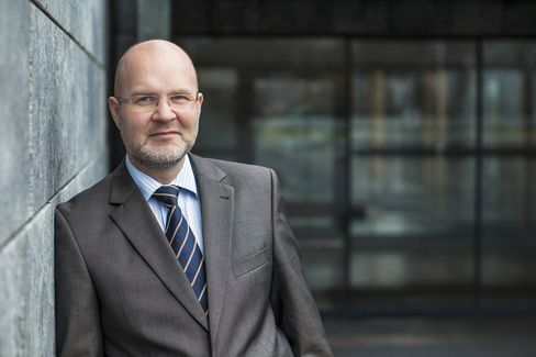 Central Bank of Iceland Chief Economist Thorarinn G. Petursson