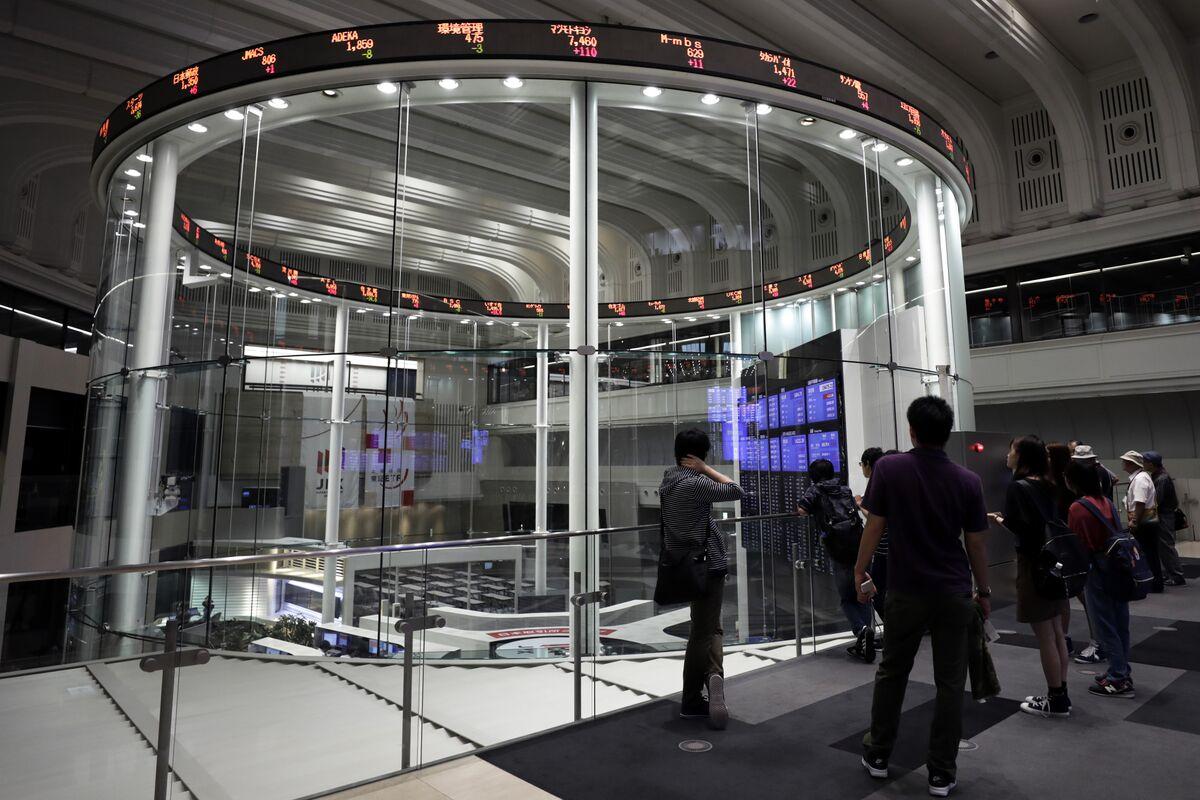 Goldman Sees 14% Returns for Asia Ex-Japan Stocks Next Year