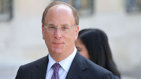 BlackRock's Fink Says Companies, Governments Must Team Up on Climate Change