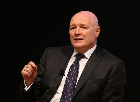 Former Chelsea Chief Executive Officer Peter Kenyon