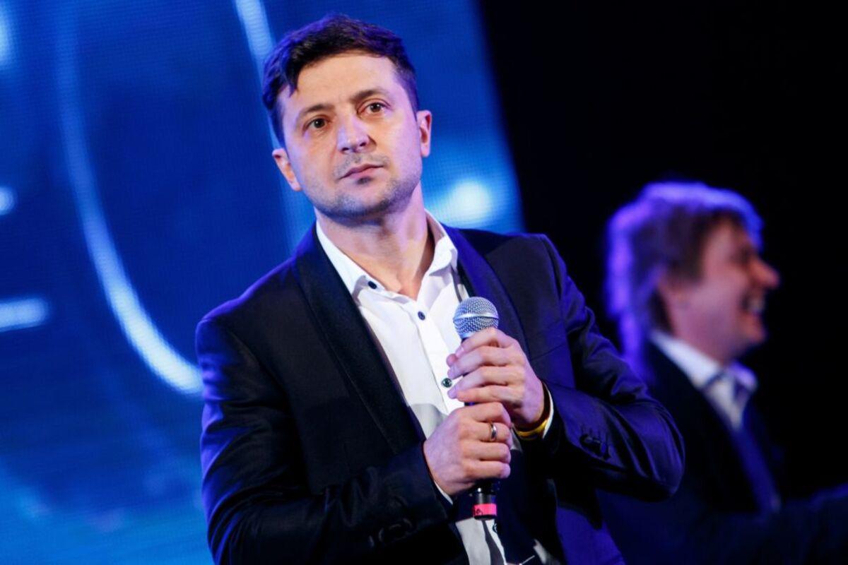 Ukraine's Comedian President Doesn't Plan to Rule