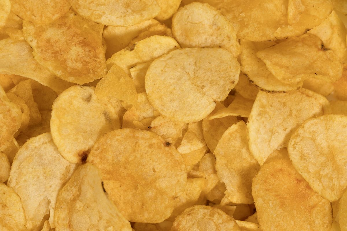 Please, Mr  Potato Chip Is My Son's Name - Bloomberg