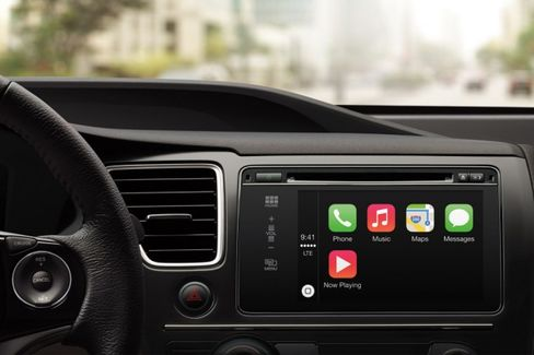 Pandora Is Conspicuously Missing From Apple's New CarPlay