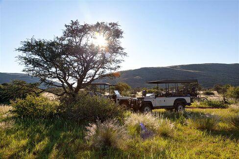 South Africa's Tswalu Kalahari