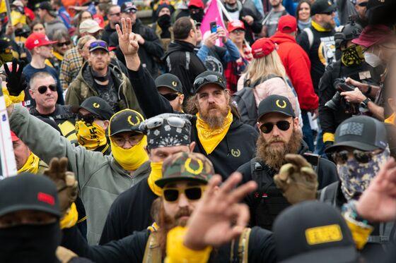 Proud Boys Get Terrorist Designation in Canada After U.S. Riot