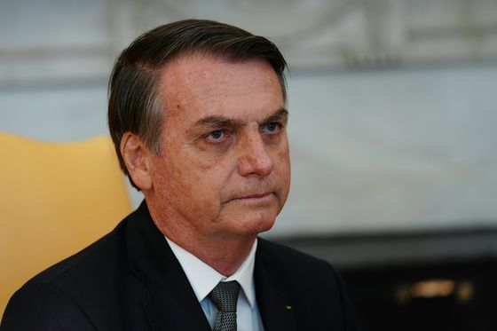 Bolsonaro Cancels Visit to New York After Activists' Campaign