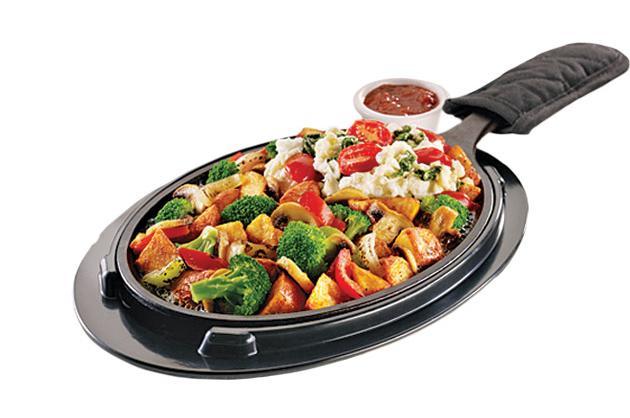 Debatable: Denny's Fit Fare® Veggie Skillet