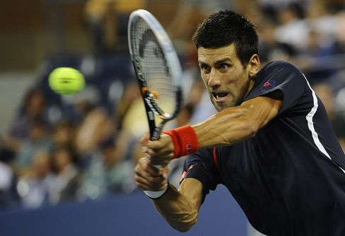 Djokovic Drops Two Games