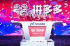 Pinduoduo Debuts On Nasdaq