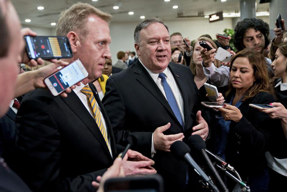 Pompeo's Iran Intelligence Briefing Fails to Reassure Democrats