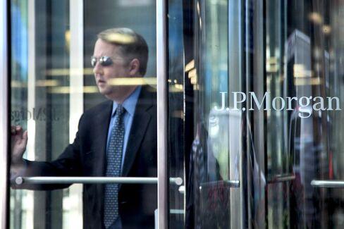 JPMorgan's Zames Said to Be Ready to Announce CIO Unit Shakeup