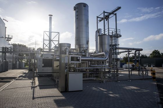 Zero-Carbon Goal Pushes Japan to Bet On Century-Old Technology