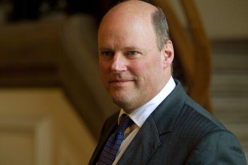 Royal Bank of Scotland Group CEO Stephen Hester