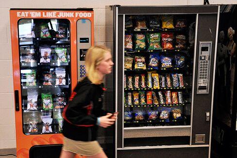 New School Health Rules Will Banish Soda Marketing, Too