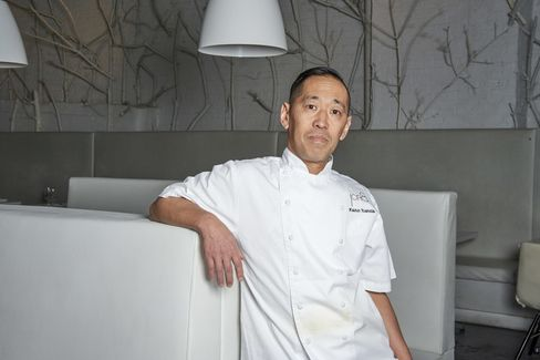 Kazuo Yoshida, the masterful sushi chef at 1 or 8, came to New York from Nagasaki in 1992.