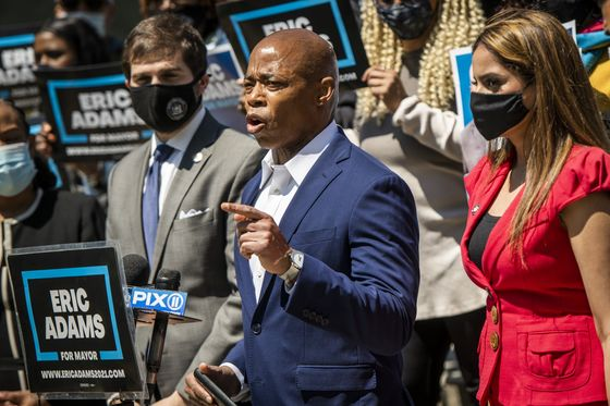 NYC's Crime Spike Puts Policing in the Spotlight of Mayor's Race