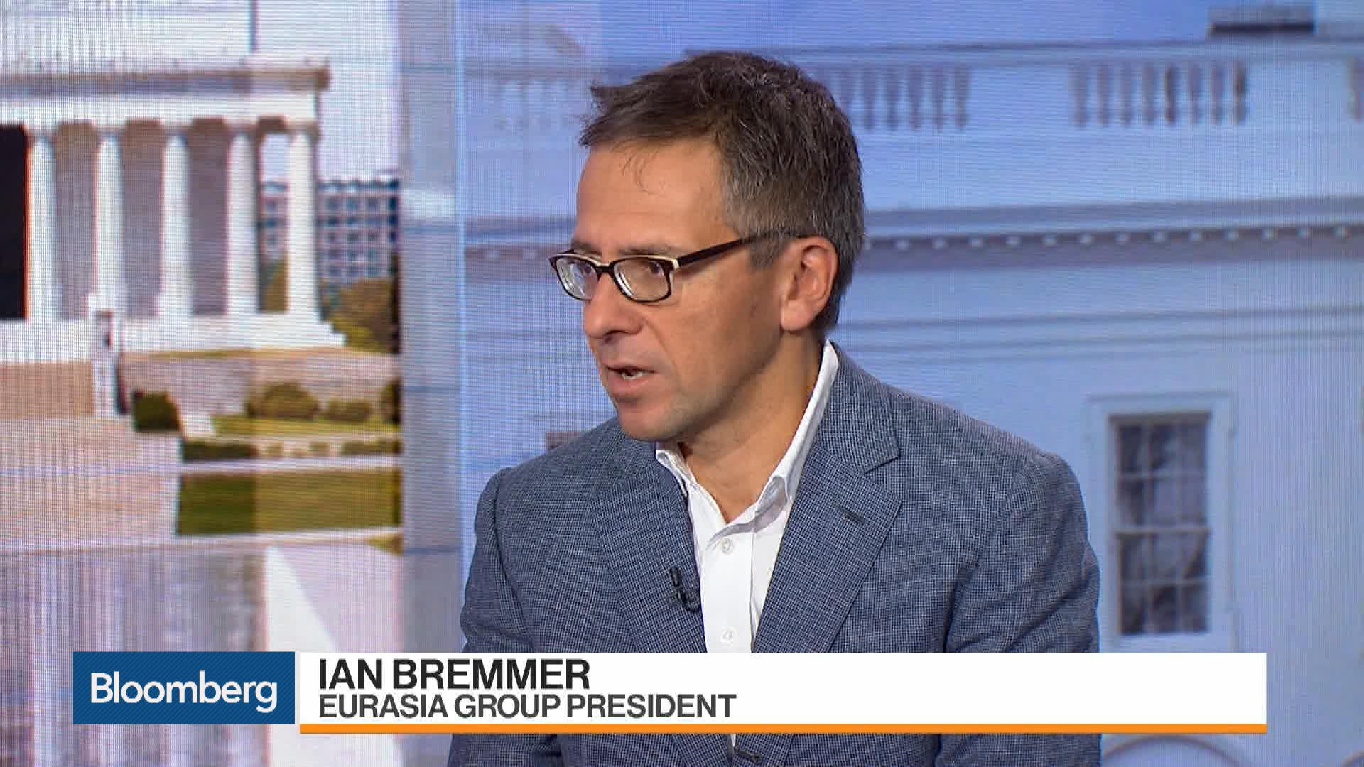 Trade Deal Is Least Likely of Possible Outcomes for U.S.-China Ties: Ian Bremmer
