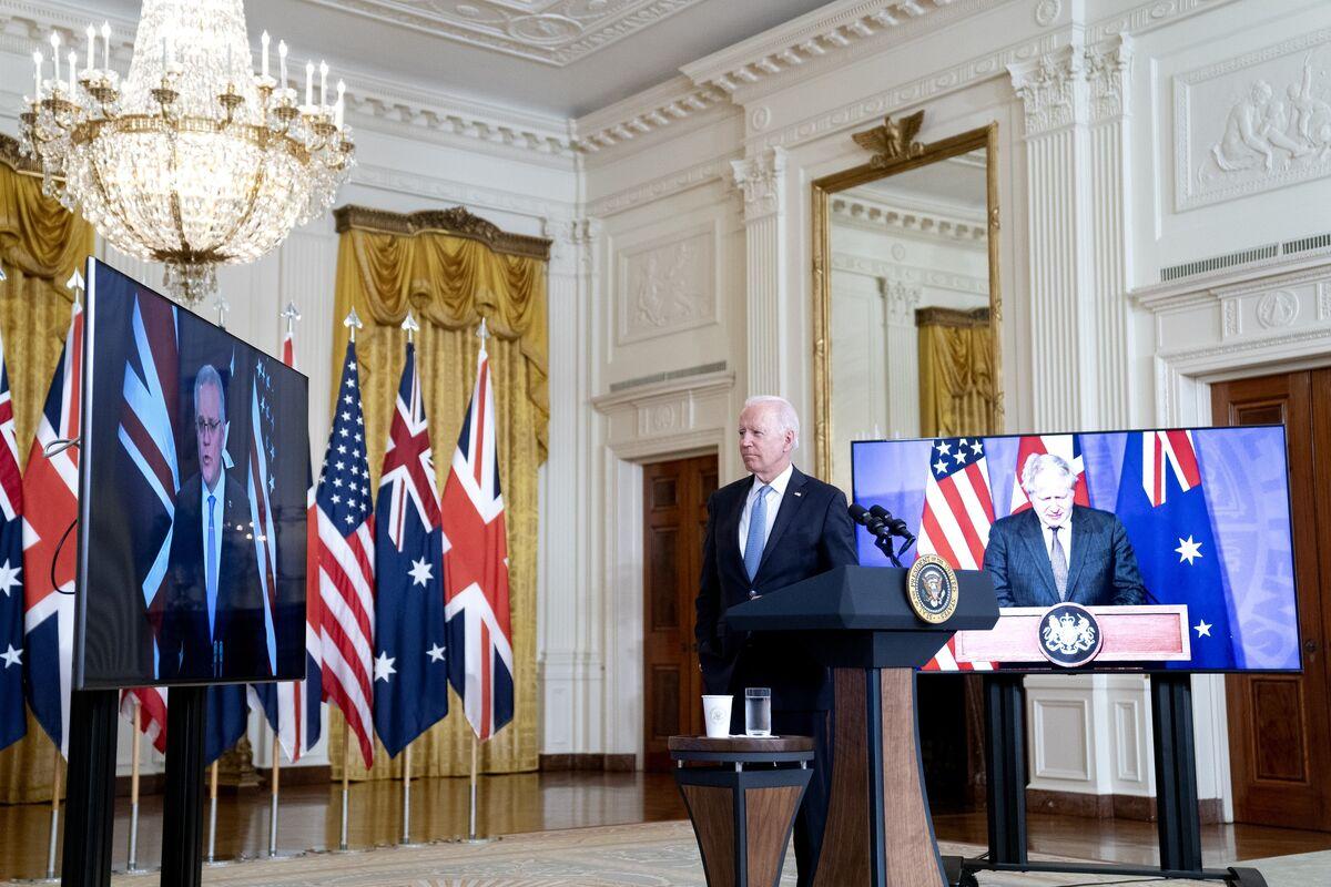 China Neighbors Worry Australia Sub Deal Will Disrupt Region