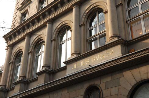 Julius Baer Said in Lead to Buy Stake in Bank Sarasin