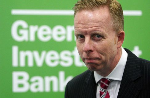 £3 billion Green Investment bank launched