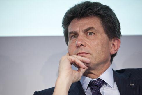 Axa SA Chief Executive Officer Henri de Castries