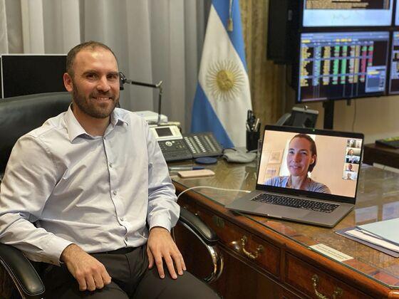 She Is BlackRock's New Star After Sealing Argentina's Debt Deal