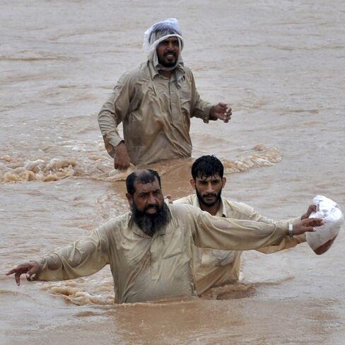 Pakistan Forecasts More Rains