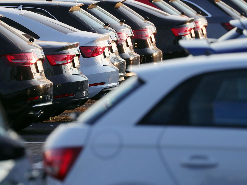 Germany Helps Europe Car Market to First Gain in Nine Months