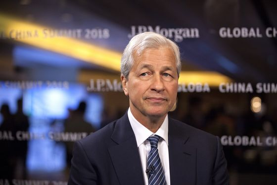 Dimon Rules Out A Run in 2020, Regrets 'Machismo' In Trump Snub