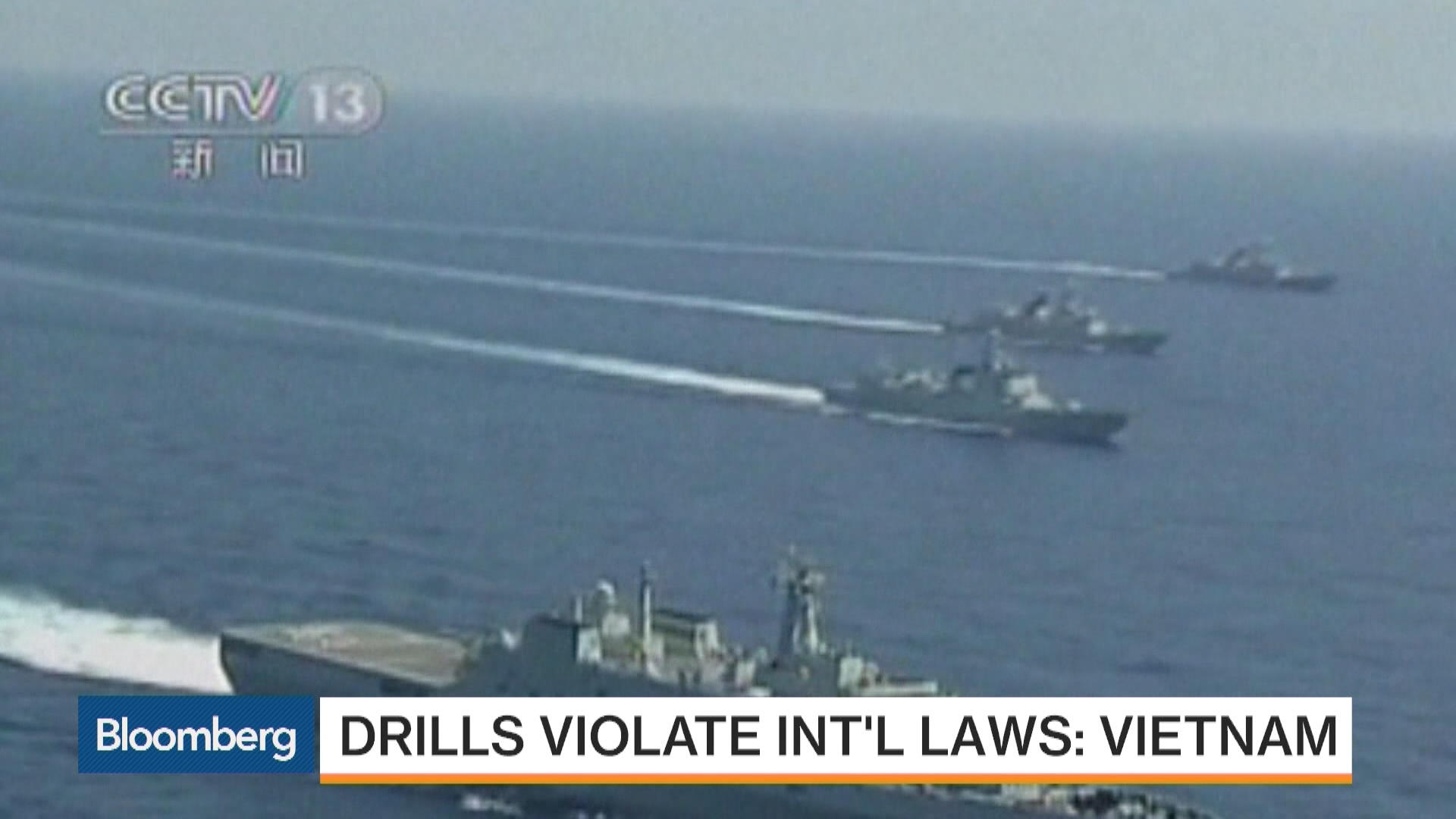 Vietnam Asks China to Cancel South China Sea Drills