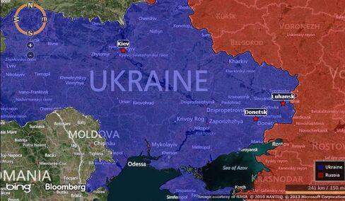 MAP: Ukraine