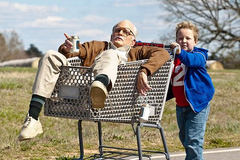 Bad Grandpa and the R-Rated Comedy Boom