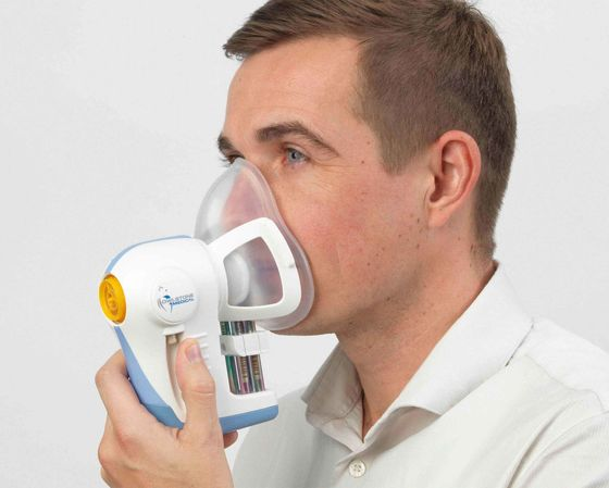 This Breathalyzer Aims to Predict Cancer
