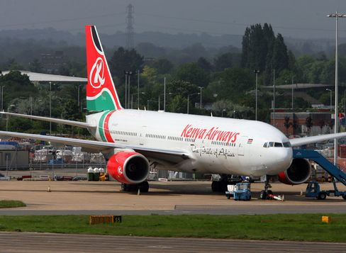 Kenya Reviewing Air France-KLM Partnership in Airline After Loss
