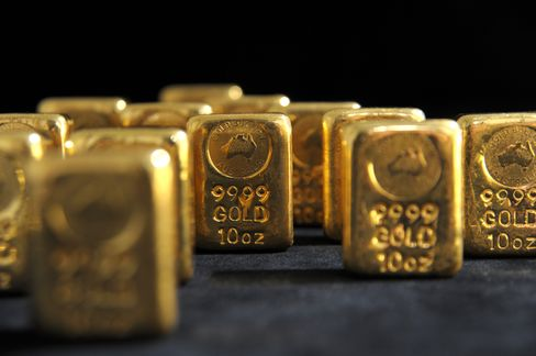Gold Traders Most Bullish in a Month After Bernanke