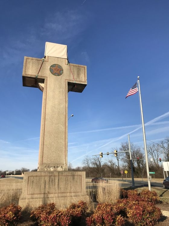 Supreme Court Mulls Religion Test on 40-Foot Cross for WWI Dead