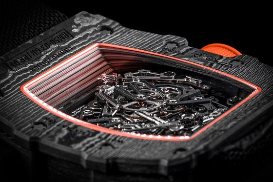 For Thief of $1.3 Million Richard Mille Watch, Options Are Limited