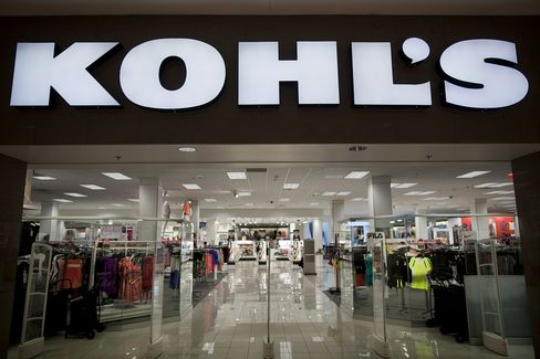 Clothing Is Displayed At A Kohl's Corp Store