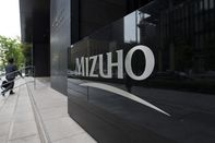 Inside Mizuho Bank Office Ahead of Its Earnings Announcement