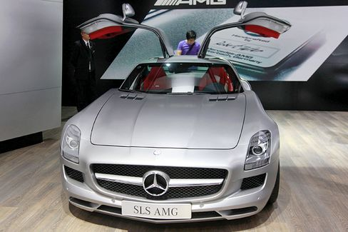 Mercedes Needs to Rethink its China Market