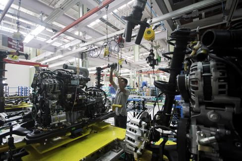 Indian Manufacturing Grows at Close to Fastest Pace