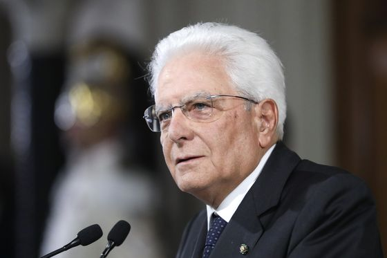 Italy's Unlikely Government Faces Crunch Day as Talks Falter